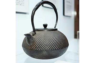 Nanbu iron kettle