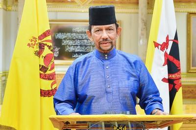 KDYMM berkenan mengurniakan Titah sempena Sambutan Hari Raya 1438H / 2017M