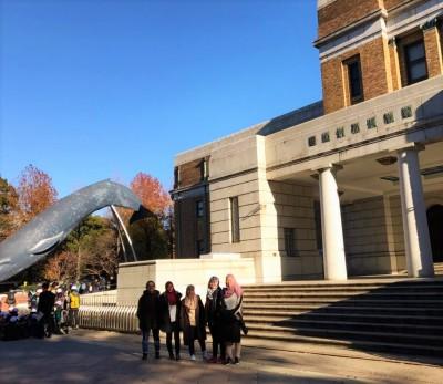 国立科学博物館(加工)